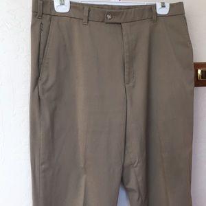 Dockers 36 32 khaki pants